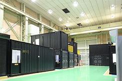 三菱パワー(株)AM-ZONE® 特殊装置ブースコンテナ