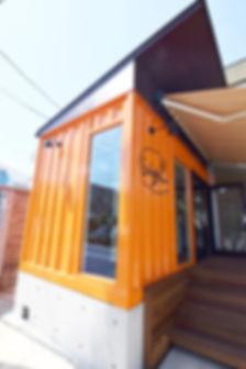 善福寺コンテナカフェ