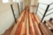 久里浜コンテナハウス階段フロアIDMobile