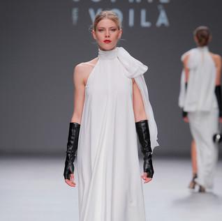 Barcelona Bridal Fashion Week - Sophie et Voila - Maquillaje para MAC Cosmetics