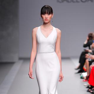 Barcelona Bridal Fashion Week - Isabel Sanchis - Maquillaje para MAC Cosmetics