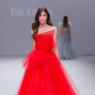 Barcelona Bridal Fashion Week - The Atelier - Maquillaje para MAC Cosmetics