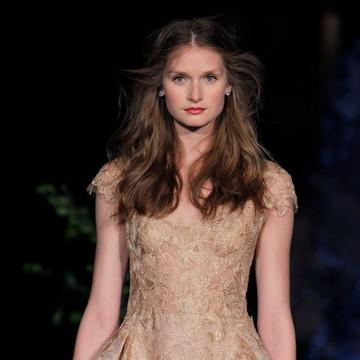 Barcelona Bridal Fashion Week - Marchesa - Maquillaje para MAC Cosmetics