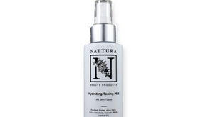Product Showcase - Hydrating Toning Mist