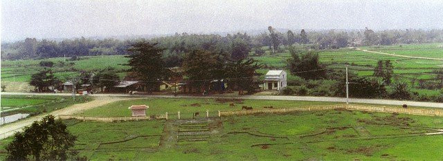 Countryside view from Hill 4-11.