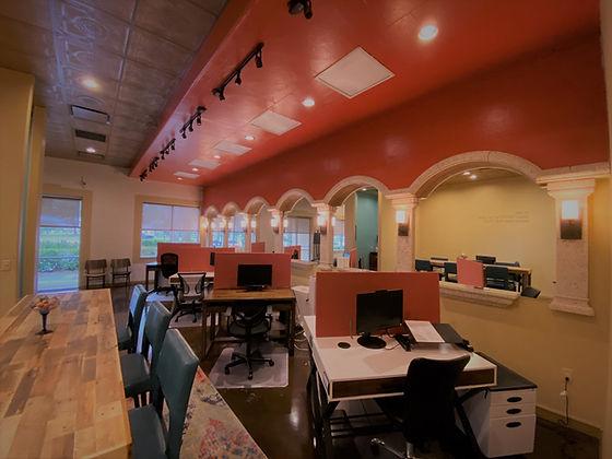 coworking desks in Tampa
