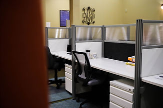 Dedicated Coworking Desks in New Tampa