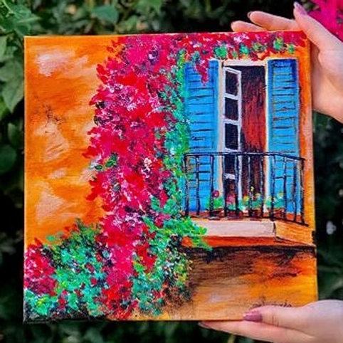 Lazha Painting