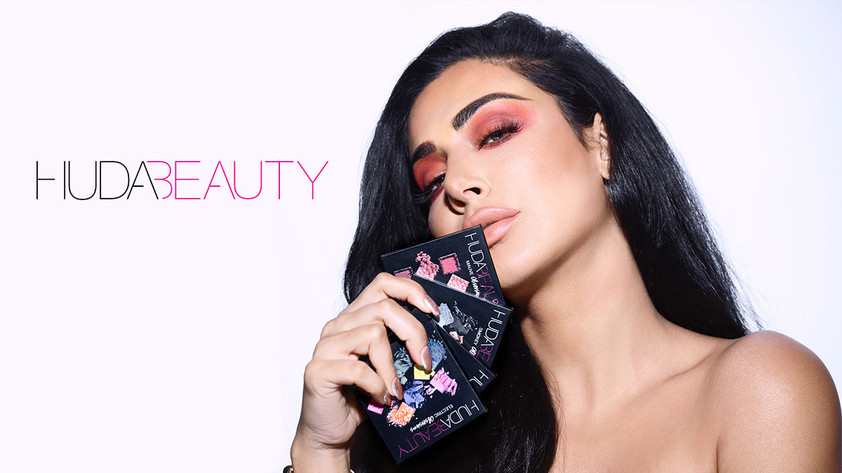 shop Huda Beauty
