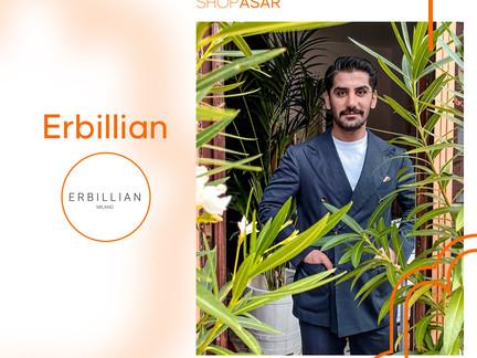 My Story Series: Erbillian