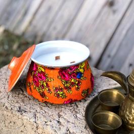 Kurdish Candles
