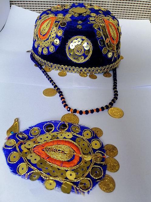 Khanda Handwork