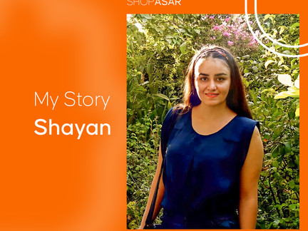 My Story Series: Shayan Shahir