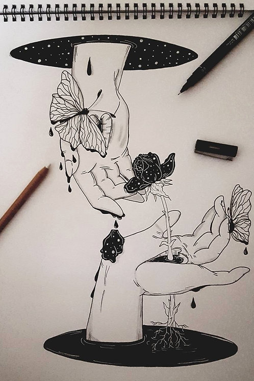 Gashas Doodles