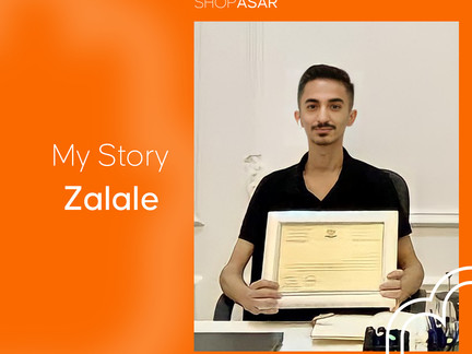 My Story Series: Zalale