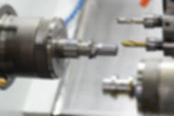 CNC lathe machine or Turning machine dri