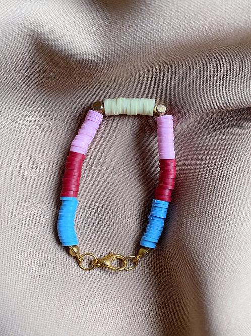 Bracelet de perles Valentine