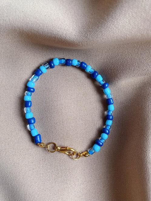 Bracelet de perles Jeanne