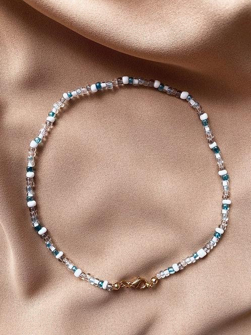 Collier de perles Ambre