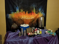 Coffee Station @ The Fox Theater Atl