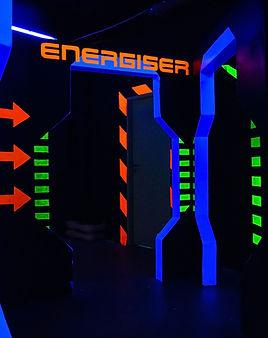 Laser Tag Playtime