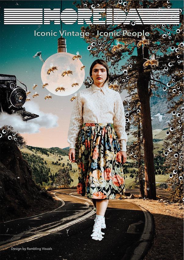 mirjam loosli, solothurn, rambling visuals, waschbär, grafik, fotografie, selbständig, women, creator, marketing, schweiz, waschbär, illustration, moreida, collage
