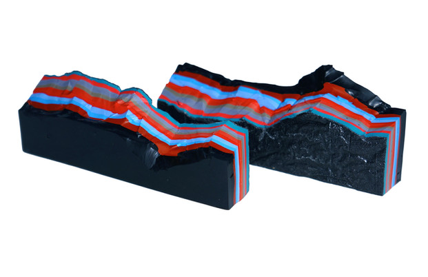 Vertical Sedimentary