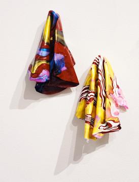 Handkerchiefs #14 and #23