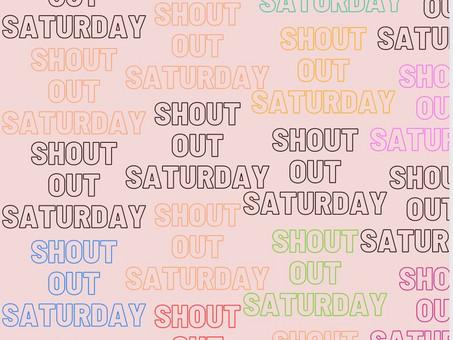 Shoutout Saturday - Selina Krinock