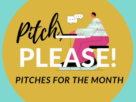 Pitch Please January 2021