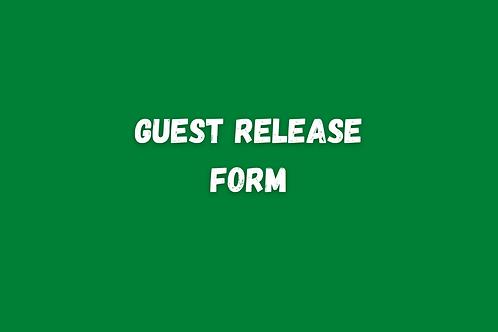 Guest Participation Form