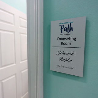 This room made possible by a local family.