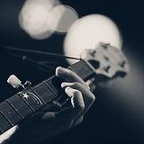 Gitarre Close Up