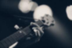 Ascendente próximo da guitarra