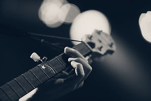 Gitar Close Up