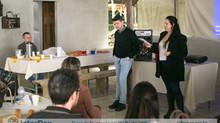 Veja as fotos do evento da entrega dos certificados