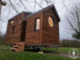 Tiny house scintillante