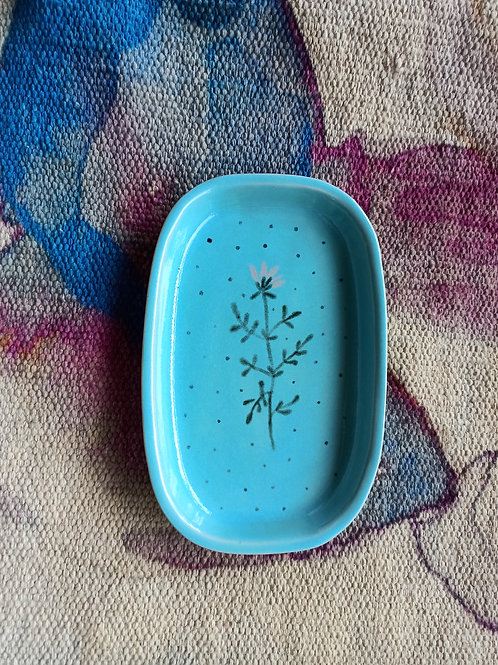 Small Tray ( turquoise)