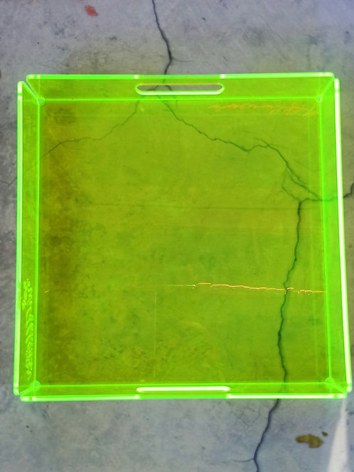 Neon Trays medium
