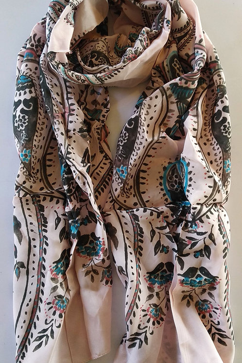 PAISELY SCARF