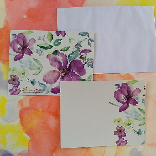 POST CARDS FLORAL