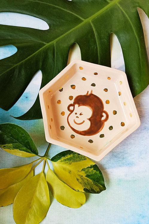 Hexagonal Monkey