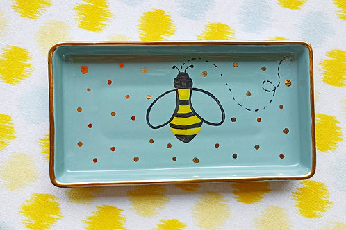 Honey bee tray