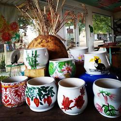 Custom Ceramic Pots!