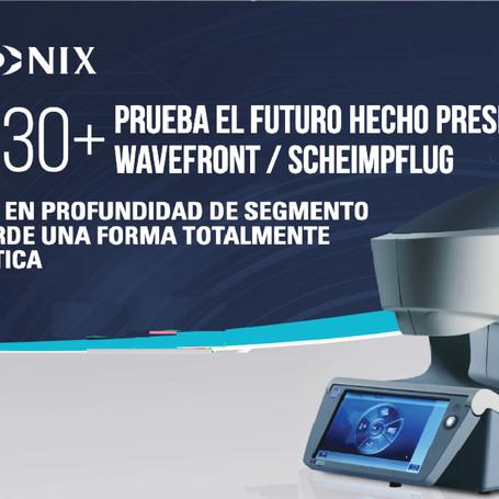 ¡Prueba el futuro hecho presente con el multidiagnóstico VX130+!