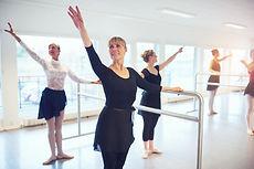 Cours de danse classique adultes