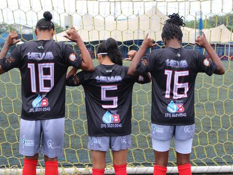 Marquense Feminino na Libertadores 2021!