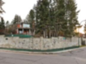 Century Wall Restoration Mount Royal Calgary