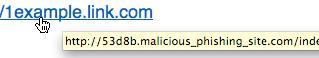 "Identifying fraudulent ""phishing"" email"