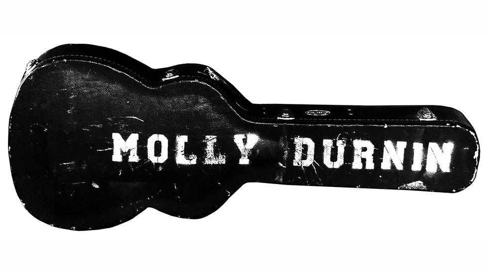 MD Guitar Tour Case Sticker